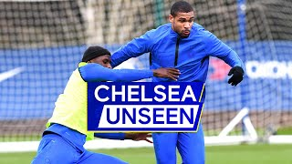 Ruben Loftus-Cheek Returns to Training  Jorginho Outraged by No-Goal Decision   Chelsea Unseen