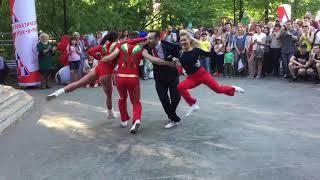 Уроки в парках \ Батл: рок-н-ролл vs. буги-вуги \ 2 июня 2018
