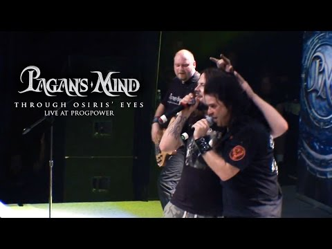 Pagan's Mind - Through Osiris' Eyes (HD)(Live at PPUSA X)