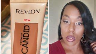 New Revlon photo ready Candid Foundation