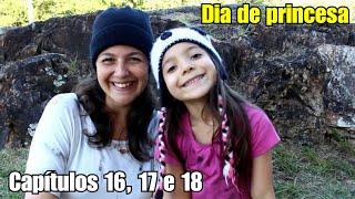 A MENINA POBRE E O MENINO RICO - WEB SÉRIE ( Episódios 16, 17 e 18 ) Um dia de Princesa !!