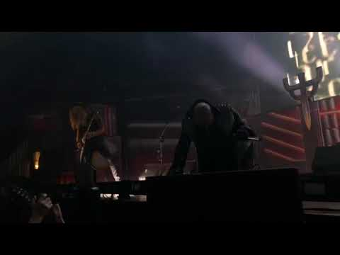 Rob Halford leaving it all on the stage during Painkiller- Priest Live at Prudential Center 3/20/18