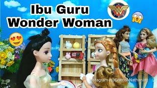 Barbie Princess Anna n Elsa Frozen Bahasa Indonesia 😍 Cerita Pendek Lucu Seram Hantu Barbie Cantik