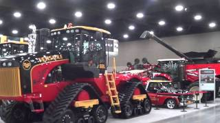 2016 National Farm Machinery Show - Versatile Display