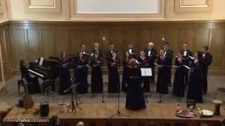 This little babe, Benjamin Britten - Aletheia Choir