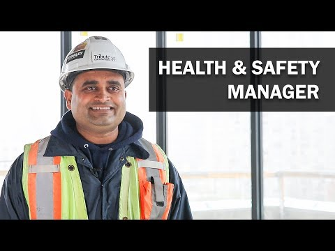 Job Talks - Health And Safety Manager - Ketan Explains His Management Job