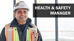Job Talks - Health and Safety Manager - Ketan Explains his Management Job