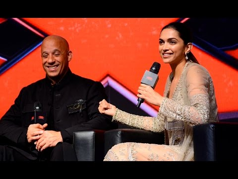 Deepika Padukone's first meeting with Vin Diesel | INTERVIEW