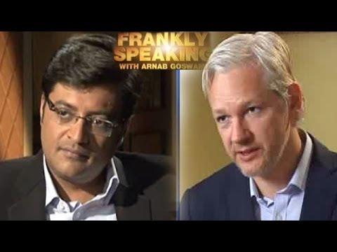 Julian Assange opens up on Indian Govt's reaction to WikiLeaks