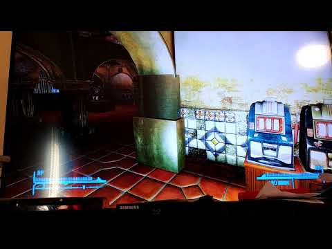 Glitch after beating Dead Money add-on Fallout New Vegas Ultimate Sierra Madre Casino Glitch