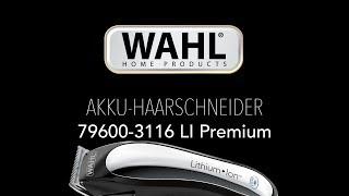 WAHL 79600-3116 LI Premium Haarschneider