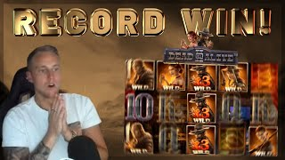 RECORD WIN!!! Dead Or Alive 2 Big Win - Casino Games - Huge win on Online slots from CasinoDaddy