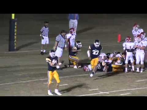 Washington School vs Heritage Academy Football Highlights 2010