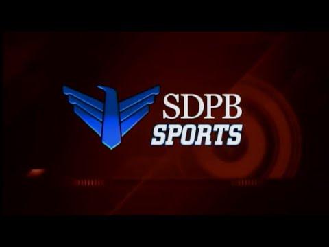 2012 South Dakota Girls State A Volleyball Tournament - Match 7