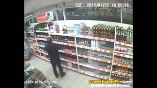 Dünyanın En Beceriksiz Market Hırsızı 848x480