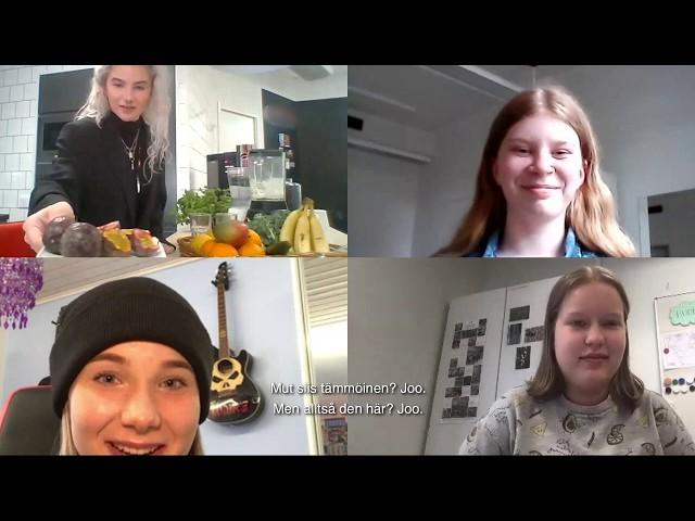 Thumbnail of video called Life hack: Pinkku Pinskun ja voittajien smoothiehaaste