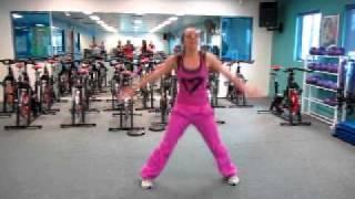 Shake Senora Remix, Pitbull - zumba choreography by Alana P
