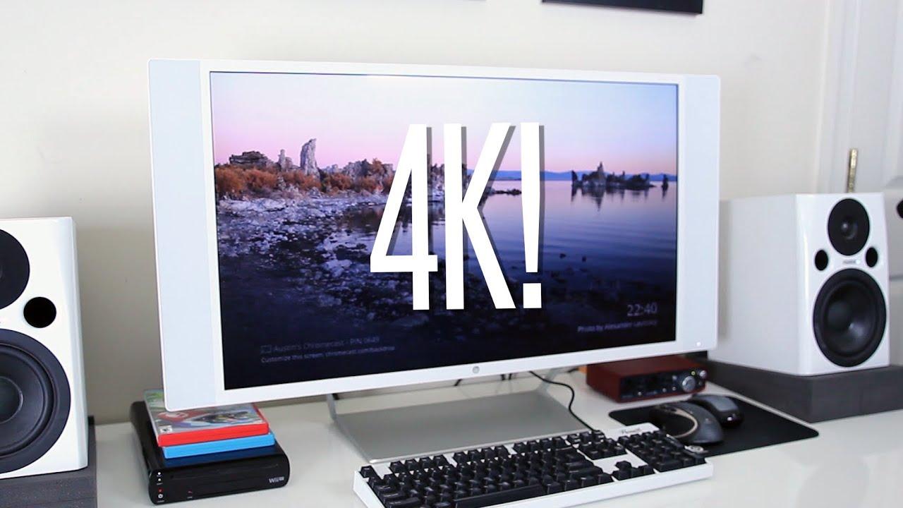 32 inch 4k monitor