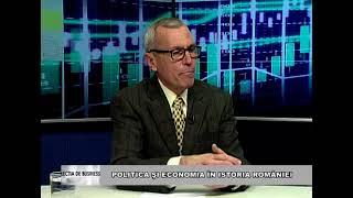 Lecția de Business cu Dan Chirleșan și Dorin Mihai | Politica și economia în istoria României
