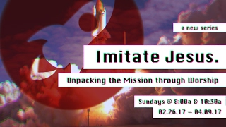 Imitate Jesus - TEASER