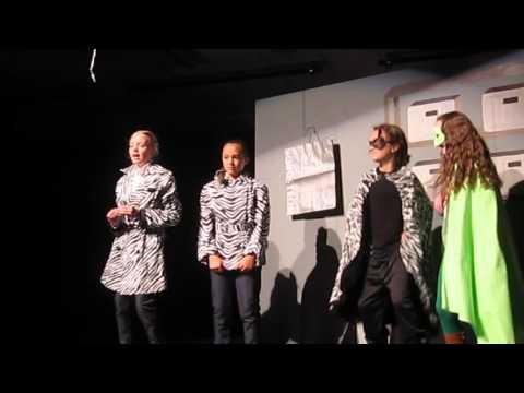 social skill helen baller elementary school drama team winter performance