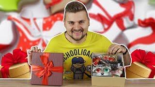 Целая коробка сладостей / Подарки на День Рождения от Плюшевой Ксюши