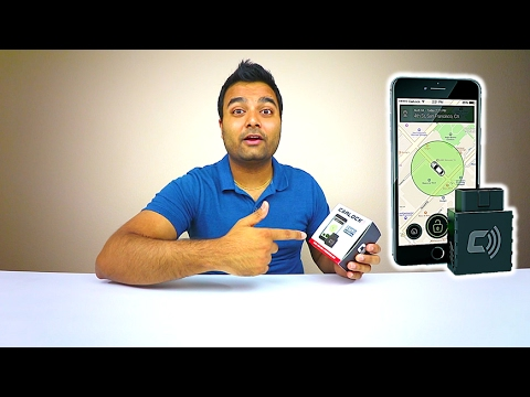 MUST HAVE FOR YOUR CAR!! (GPS TRACKER + Other Features)