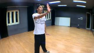 Fuji - Pop Control Practice (26/08/13)