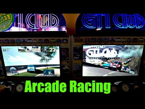 Racing Games: Rocky Versus Piper - GTI Club, H2Overdrive Superboat Racing & Power Truck Special