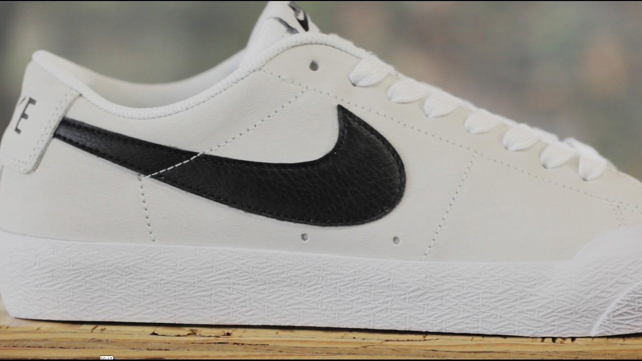 brand new fc64a 1c25c Nike SB Air Zoom Blazer Low XT Shoes Review - CCS.com