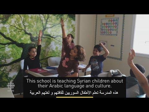 Halifax apartment home to Syrian Arabic school