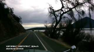Virtual Ride Along around Clear Lake California