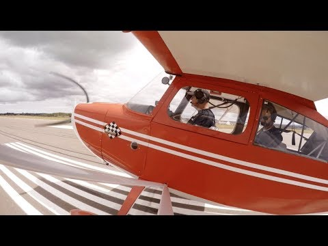 Common Pilot Confusion - Class E Airspace, FSS And MF - Citabria Over P.E.I. - FLIGHT VLOG