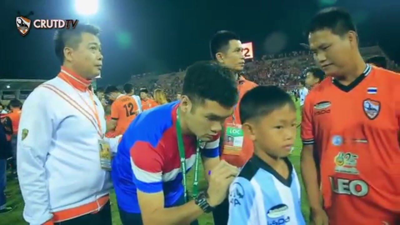 CRUTDTV Highlight 2015 13-12-58 Chiangrai United 0-5 BEC-Tero Sasana [HD]