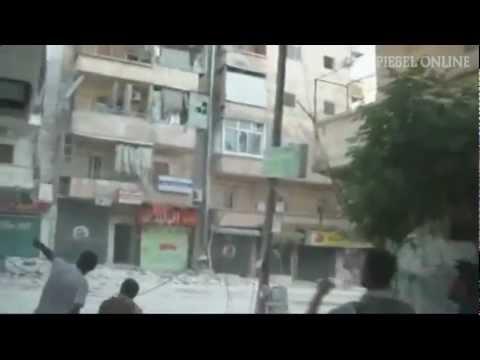 Bürgerkrieg in Syrien: