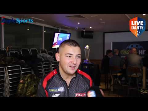"Nathan Aspinall: ""Last year I was a nobody, now someone's going to have to play well to beat me"""