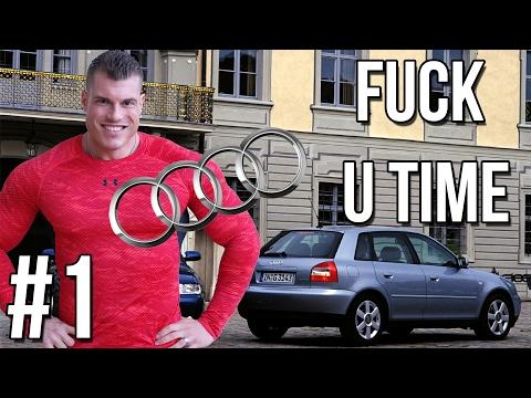 FUCK U TIME #1 💪🏻 La triste storia dell'AUDI A3 FANTASMA del Team Leader e degli ZINGARI