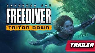 FREEDIVER: Triton Down [Extended Cut] - TRAILER - Oculus Quest & PSVR