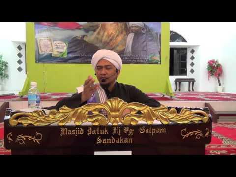 Ustaz Muhammad Nurjulan Al Azhari (Nurus Shabah) - Qasidah Haram!?!?
