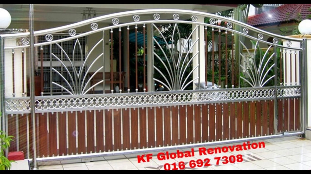 Gate Design 2017 Youtube