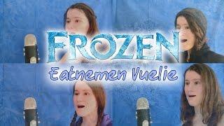 Eatnemen Vuelie - Frode Fjellheim (FROZEN cover) | Lorelai