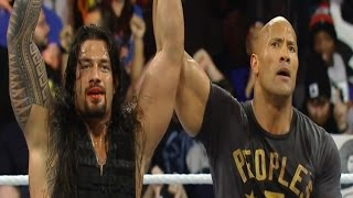 Royal Rumble 2015 Results - Roman Reigns Wins! (Really WWE?!)