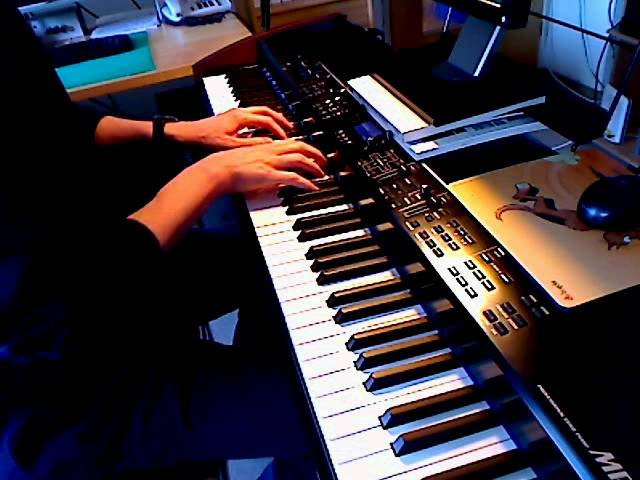 Sense And Sensibility Weep You No More Sad Fountains Piano Cover Comp By Patrick Doyle Youtube