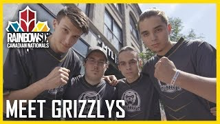 Rainbow Six Canadian Nationals: Meet Grizzlys - Gaming Profiles | Ubisoft [NA]