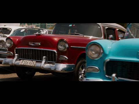 fast and furious 8 cuban cars cut down featurette youtube. Black Bedroom Furniture Sets. Home Design Ideas
