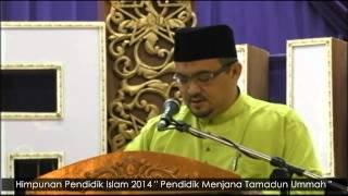 Himpunan Pendidik Islam – YB Dato' Dr Mohamed Fadzli