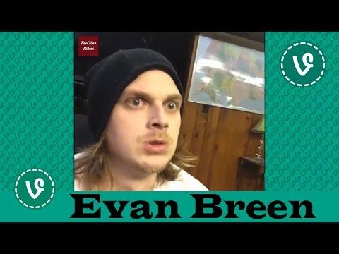 Evan Breen VINES ✔★ (ALL VINES) ★✔ NEW HD 2016