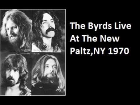 The Byrds - Live From New Paltz, New Jersey 1970