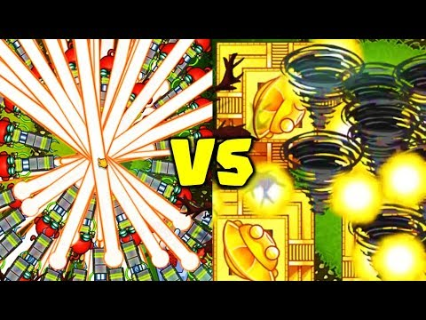 Meet The Most Intense Lategame Battle Ever..... (Bloons TD Battles)