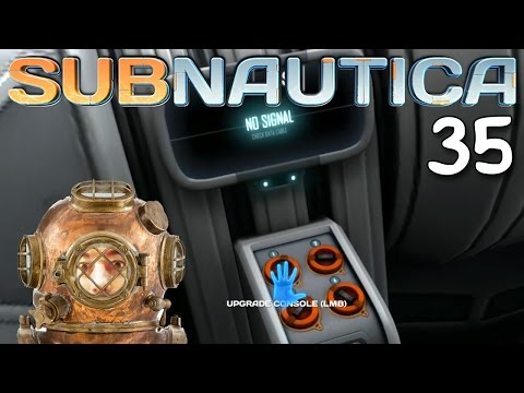 "Subnautica Gameplay Ep 35 - ""UPGRADEABLE CYCLOPS SUBMARINE?!?"" 1080p PC"